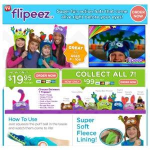 Do Flipeez work?