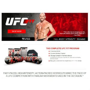 Does UFC Fit work