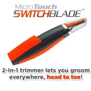 Does the Microtouch Switchblade work?