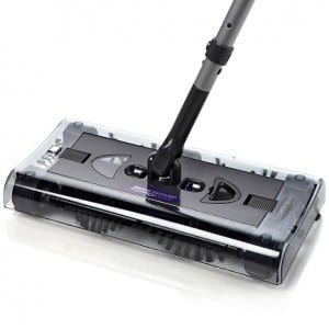 Does the Swivel Sweeper Max work