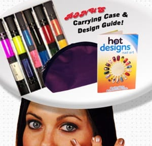 Hot designs nail art pens review are they really that easy to use does hot designs nail art pens work prinsesfo Image collections