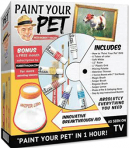 Does Paint Your Pet Work?