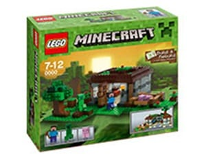 Does Lego Minecraft Work?