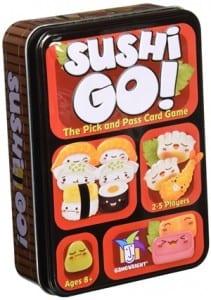 Does Sushi Go Work?