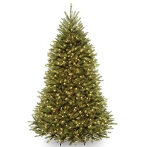 Does the National Tree Dunhill Fir Tree Work?