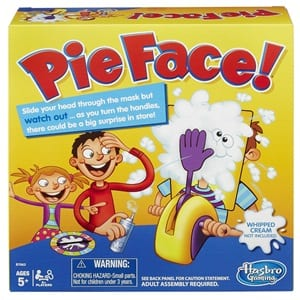 Does the Pie Face Game Work?
