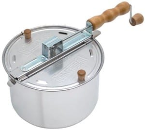 Does the Wabash Valley Farms WhirelyPop Stovetop Popcorn Popper Work?