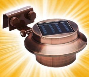Does the Copper Solar Light Work?