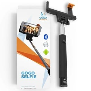 Does the Go Go Selfie Stick Work?