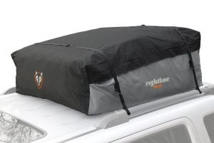 Does the Rightline Gear 100S30 Sport 3 Car Top Carrier Work?