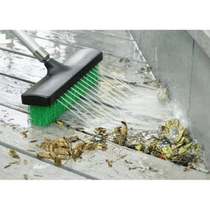 Does the 2 IN One Flow Through Broom Work?