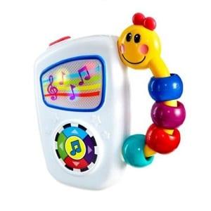 Baby Einstein Take Along Tunes Musical Toy Work?