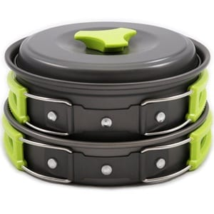 Does the Camping Cookware Mess Kit Work?