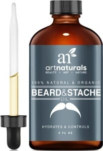 Does Art Natural Beard Oil Work?