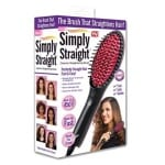 Does the Simply Straight Ceramic Straightening Brush Work?