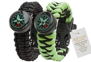 Does the A2S Paracord Bracelet Survival Tool Work?