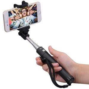 mpow selfie stick review better pics for your money. Black Bedroom Furniture Sets. Home Design Ideas