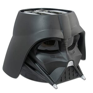Does the Darth Vader Mask Toaster Work?