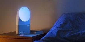 Does the Aura Alarm Clock Sleep Light Work?