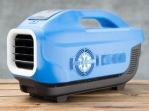 Does the Zero Breeze Battery Powered Portable Air Conditioner Work?