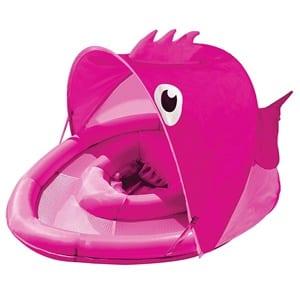 Does the SwimSchool Fun Fish BabyBoat Work?