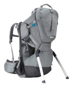 Does the Thule Sapling Elite Child Carrier Work?