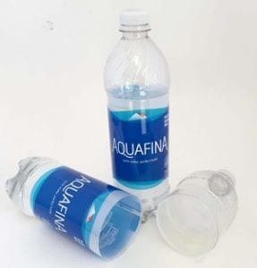 Does the Aquafina Water Bottle Diversion Safe Can Stash Bottle Work?