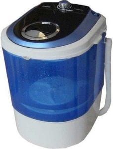 Does the Panda Small Mini Portable Compact Washer Work?