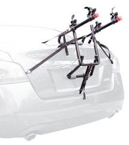 Does the Allen Sports 2 Bike Trunk Mount Rack Work?