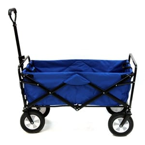 Does the Mac Sports Collapsible Folding Outdoor Utility Wagon Work?