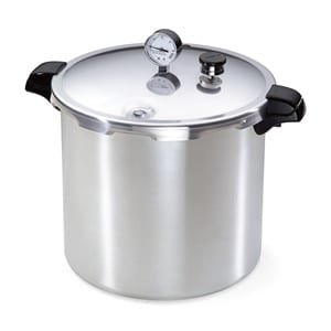 Does the Presto 23 Quart Pressure Canner Work?