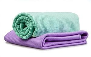 Does the Norwex Basic Antibacterial Microfiber Cleaning Cloth Work?