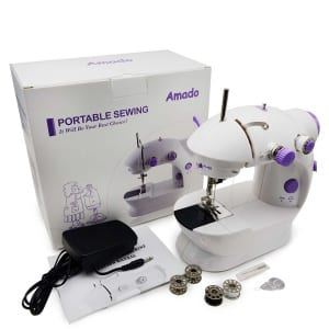 Does Amado Portable Sewing Work?