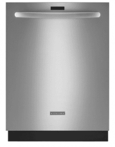 Does the Architect Series II Top Control Dishwasher Work?