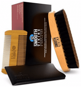 Does the Beard and Mustache Brush and Comb Kit Work?