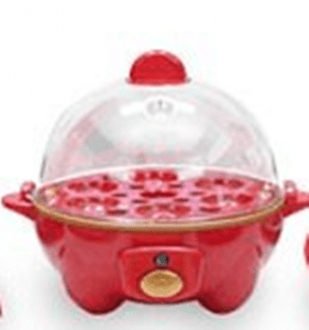 Does the Red Copper Egg Chef Work?