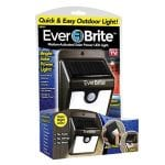 Does the Everbrite Motion Activated Solar Lights Work?