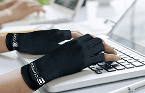 Does the Copper Compression Arthritis Gloves Work?