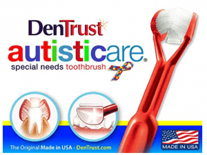 Does the DenTrust Austisticare Toothbrush Work?