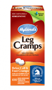 Does Hyland's Leg Cramps Work?