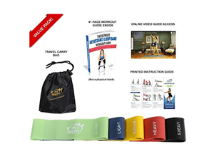 Does the Simplify Resistance Exercise Bands Work?